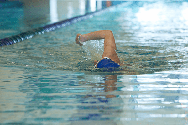 Lane Swimming
